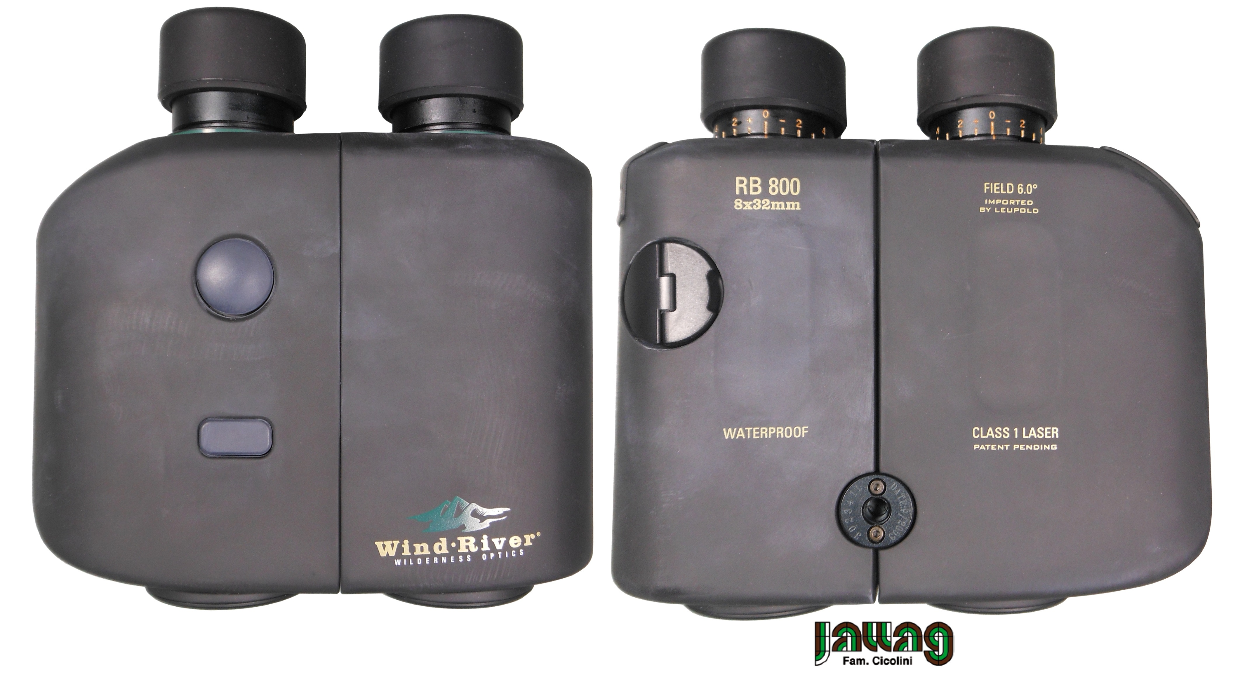 Wind River-RB800 8X32